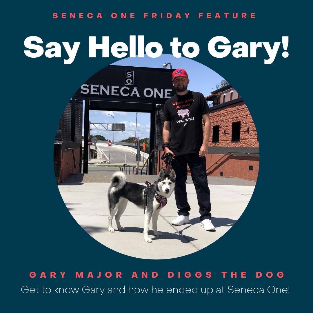 Friday Feature: Gary Major + The Buffalo Bills