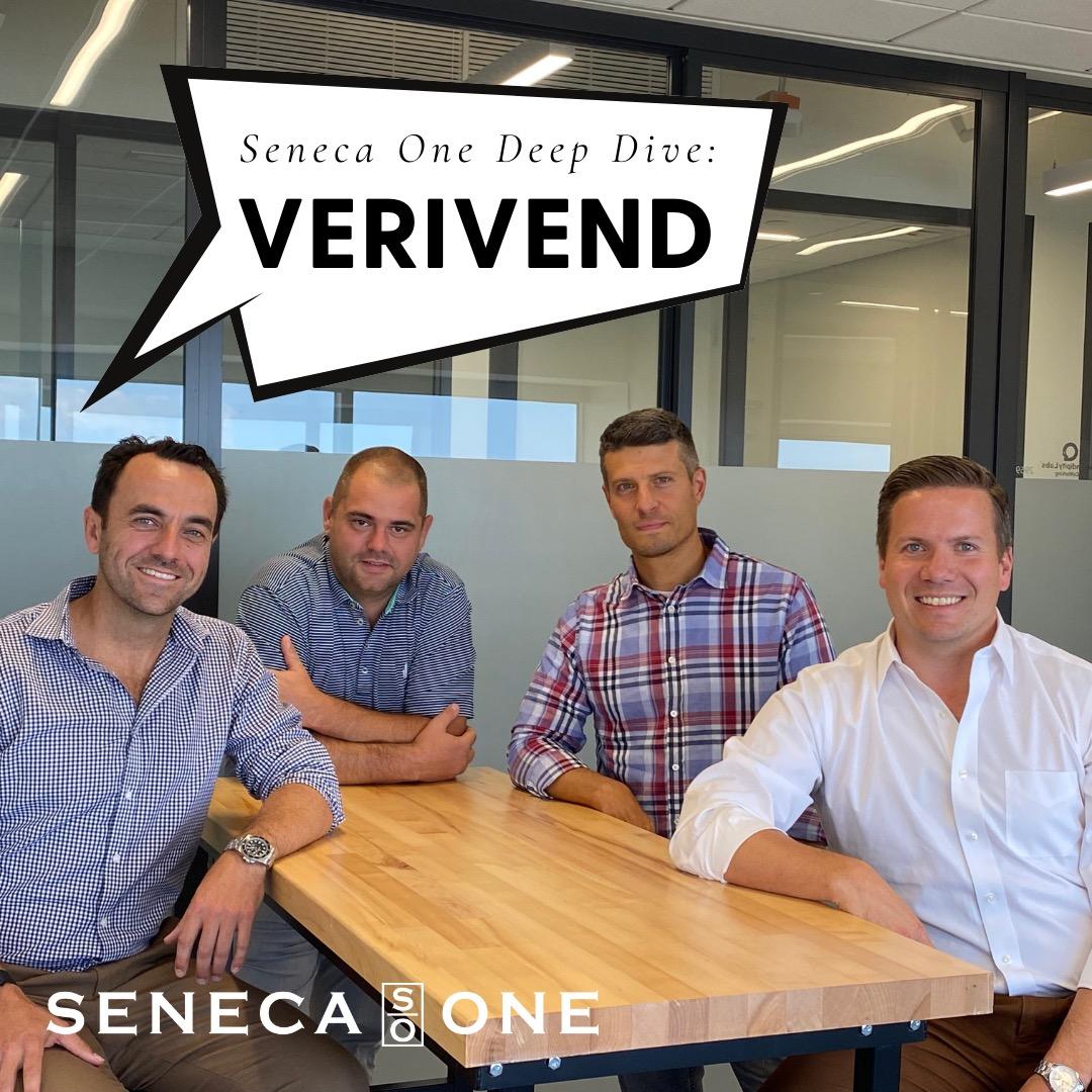 Seneca One Deep Dive: Verivend & The 1992 Dream Team