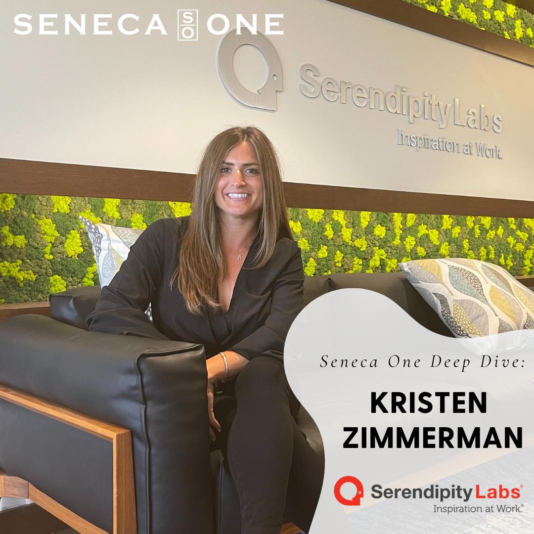 Seneca One Deep Dive: Kristen Zimmerman + Serendipity Labs