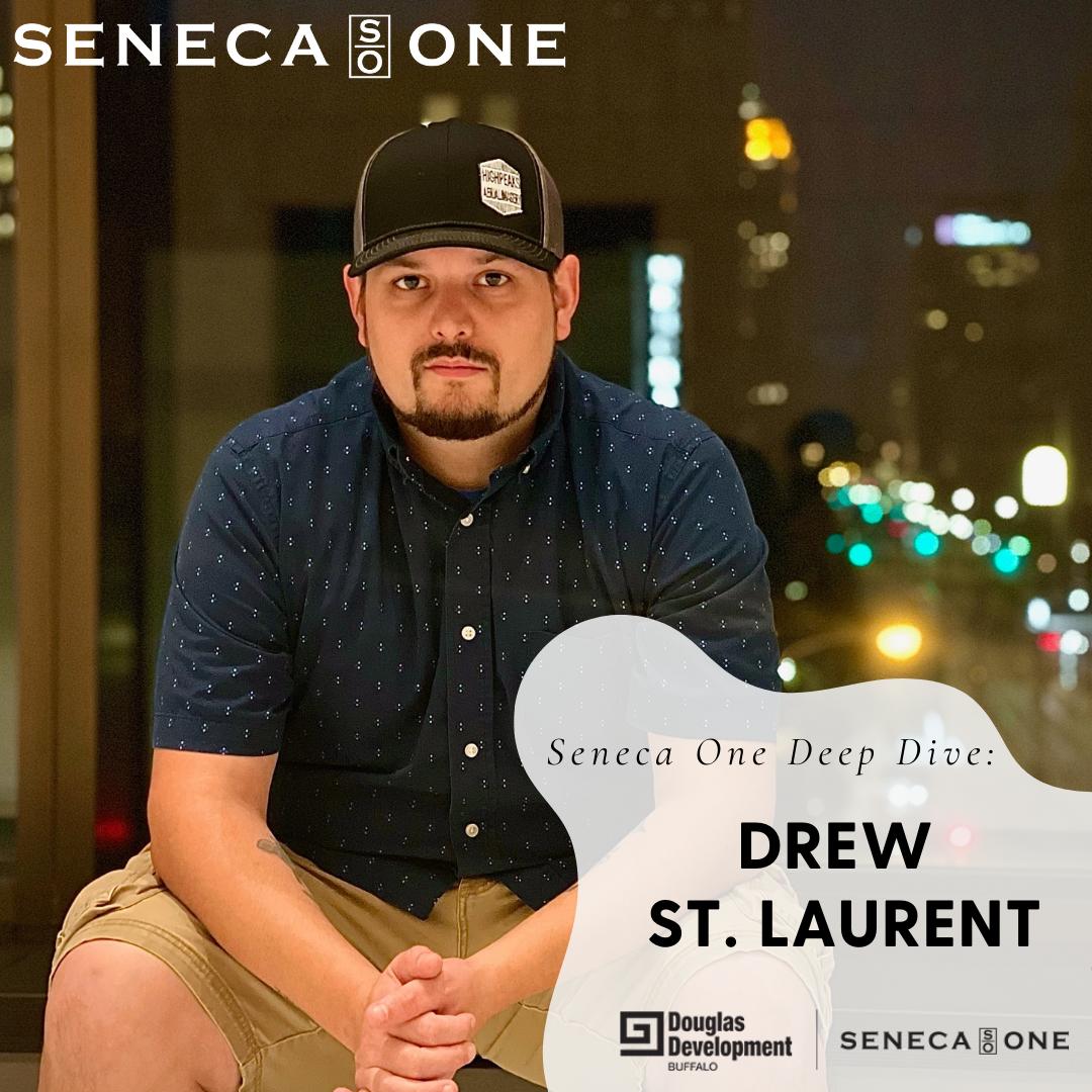 Seneca One DEEP DIVE: Drew St. Laurent + Capturing Beauty
